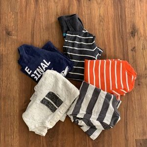 Bundle of 4T Boys Shirts